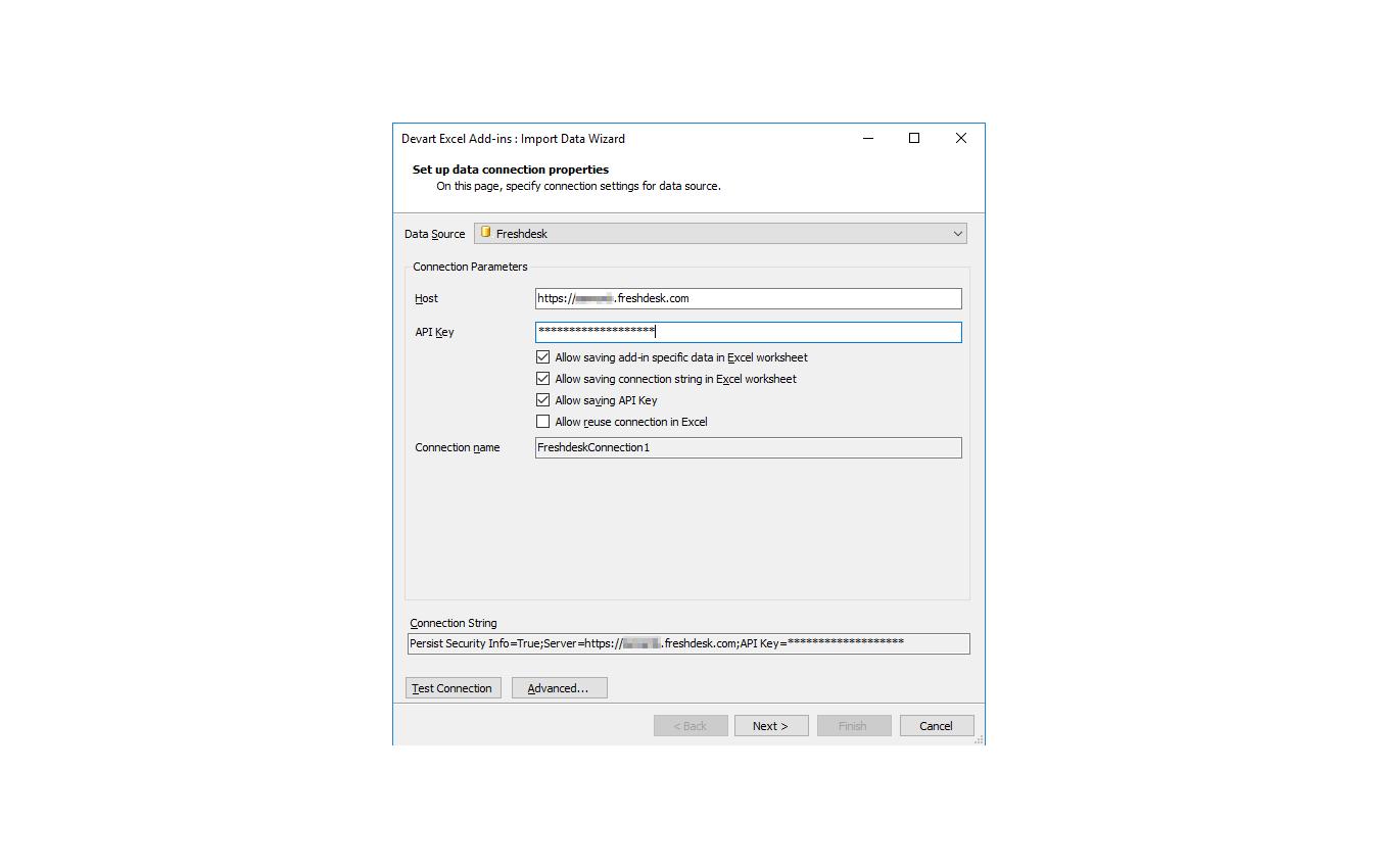 Devart Excel Add-in for Freshdesk - Freshworks Marketplace